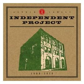 VARIOUS : Auteur Labels, Independant Project 1980-2010