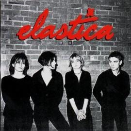 ELASTICA : LP+Flexi+Fanzine Elastica