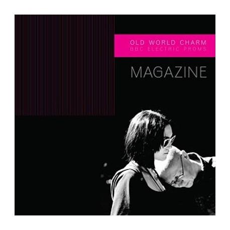 """MAGAZINE : 12""""EP Old World Charm"""