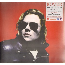 ROVER : LP+CD  Let It Glow