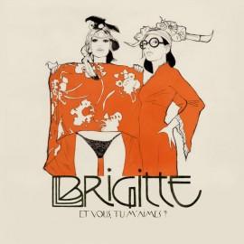 BRIGITTE : LPx2+CD Et Vous, Tu M'Aimes ?