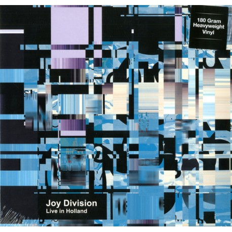JOY DIVISION : LP Live In Holland - At The Paradiso Club In Amsterdam, January 11, 1980