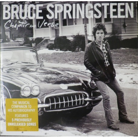 SPRINGSTEEN Bruce : LPx2 Chapter And Verse