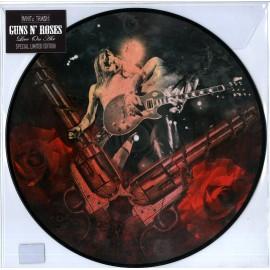 GUNS N' ROSES : LP Picture Disc Live On Air