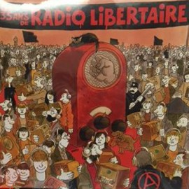 VARIOUS : LP+CD Radio Libertaire 35 ans
