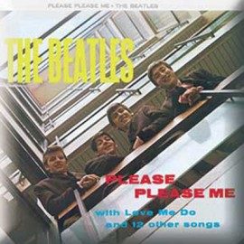 BEATLES - PIN : Please Please Me