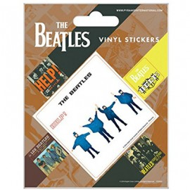 BEATLES (the) : Sticker Help