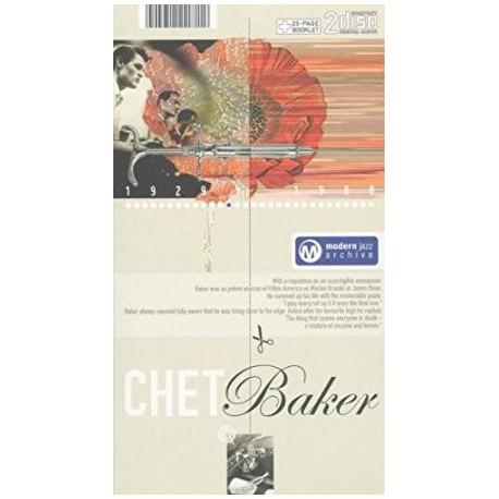 BAKER Chet : CDx2 Modern Jazz Archive