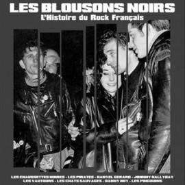 VARIOUS : LP Blousons Noirs (les)