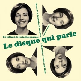BOOK+CD DISQUE QUI PARLE (le)