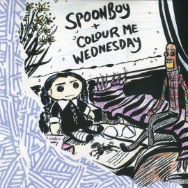 SPLIT CDR SPOONBOY / COLOUR ME WEDNESDAY