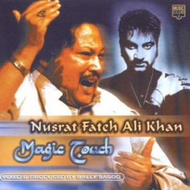 NUSRAT FATEH ALI KHAN : CD Magic Touch