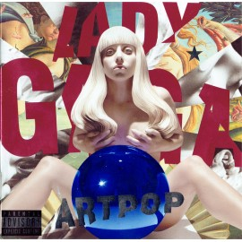 LADY GAGA : CD Artpop