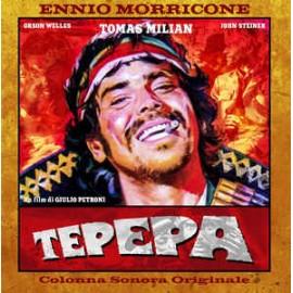 MORRICONE Ennio : LP Tepepa