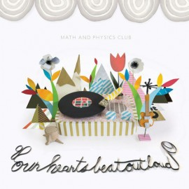 MATH AND PHYSICS CLUB : CD Our Hearts Beat Out Loud