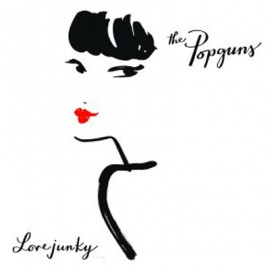 POPGUNS (the) : Lovejunky