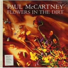 MC CARTNEY Paul : LPx3 Flowers In The Dirt