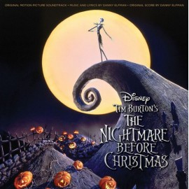 ELFMAN Danny : LPx2 Tim Burton's The Nightmare Before Christmas