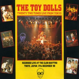 TOY DOLLS : LPx2 Twenty Tunes Live From Tokyo