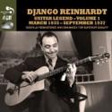 REINHARDT Django : CDx4 Guitar Legend Vol.1