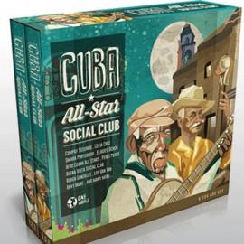 VARIOUS : CDx6 CUBA ALL-STAR SOCIAL CLUB