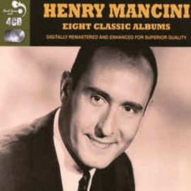 MANCINI Henry : CDx4 Eight Classic Albums