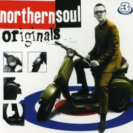 VARIOUS : CDx3 Northern Soul Originals