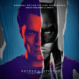 ZIMMER Hans : CDx2 Batman V Superman