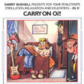 VARIOUS : LP Carry On Oi!!