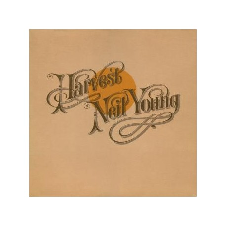 NEIL YOUNG : CD Harvest