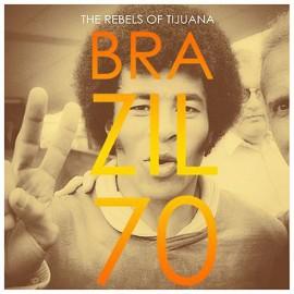 "REBELS OF TIJUANA (the) : 10""EP Brazil 70"