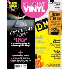 LONG LIVE VINYL Issue 02