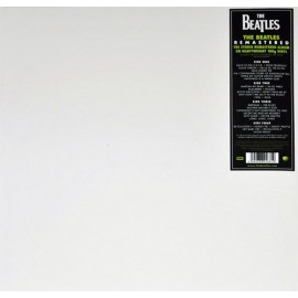 BEATLES (the) : LPx2 White Album