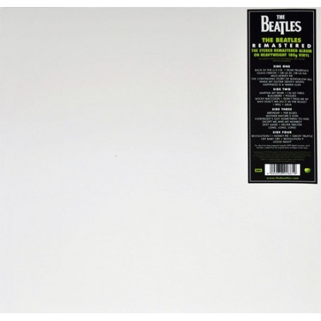 BEATLES (the) : LPx2 White Album