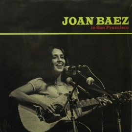 BAEZ Joan : LP In San Francisco