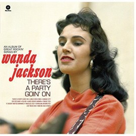 JACKSON Wanda : LP There's A Party Goin' On