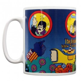 BEATLES (the) MUG YELLOW SUBMARINE