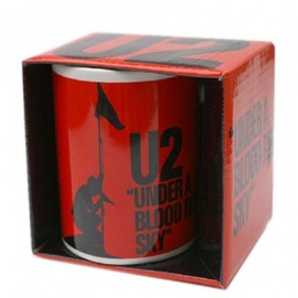 U2 MUG UNDER A BLOOD RED SKY