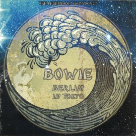 BOWIE David : LP Berlin In Tokyo