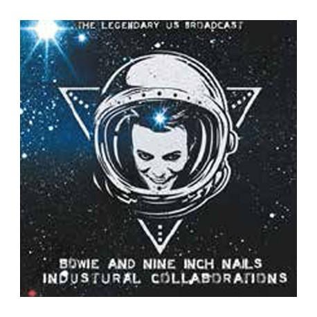BOWIE David : LP Industrial Collaborations