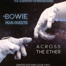 BOWIE David : LP Across The Ether