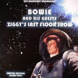 BOWIE David : LP Ziggy's Last Floor Show
