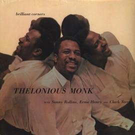 THELONIOUS MONK : LP Brilliant Corners
