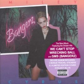 CYRUS Miley : CD Bangerz