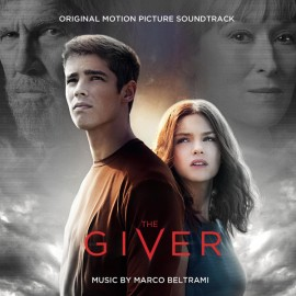 BELTRAMI Marco : CD The Giver