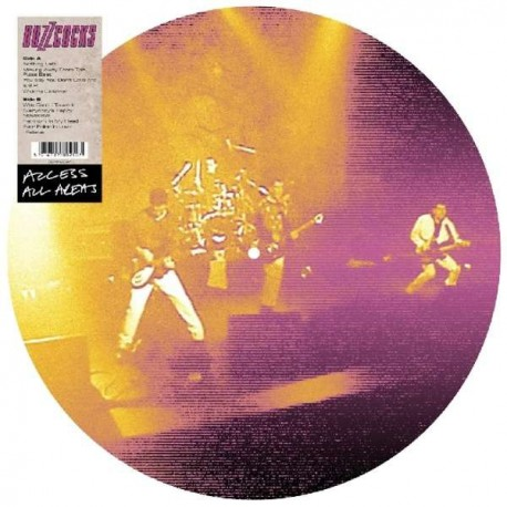 BUZZCOCKS : LP Picture Disc Access All Areas Vol 1
