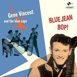 VINCENT Gene : LP Blue Jean Bop!