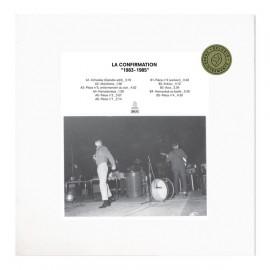 "LA CONFIRMATION : LP ""1983-1985"""