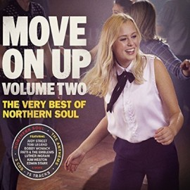 VARIOUS : CDx3 Move On Up Volume Two - The Very Best Of Northern Soul