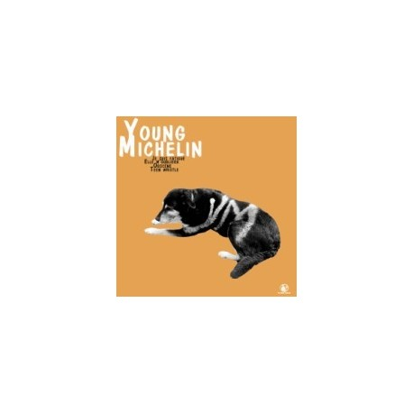 """YOUNG MICHELIN : 7"""" Self Titled EP"""